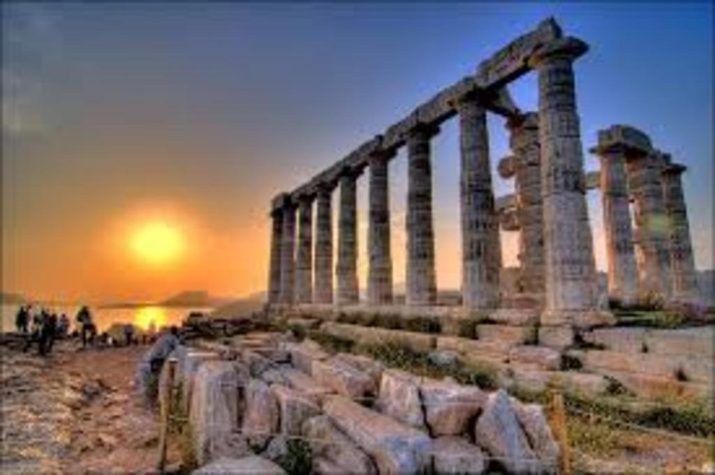 temple poseidon cape sounion