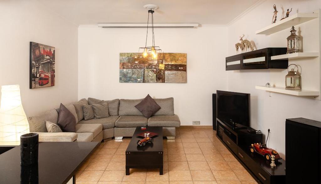 A lovely corner in living room