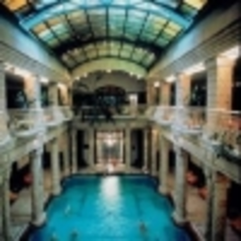 One of the  some Hungarian Spa