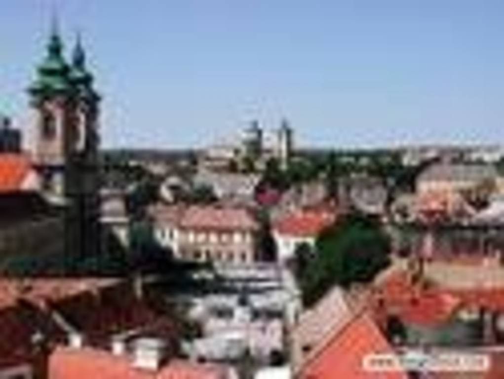 Eger, the historical, barock city, near to us