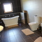 Luxury Bathroom, with walk in shower and a free standing bath tub
