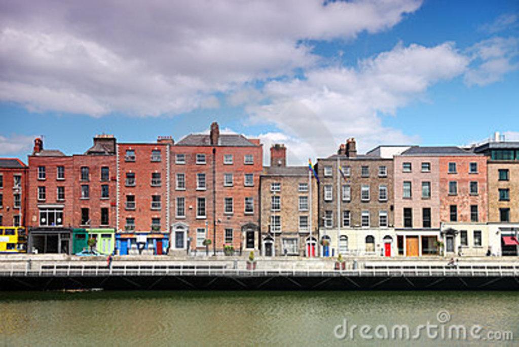 Dublin quays