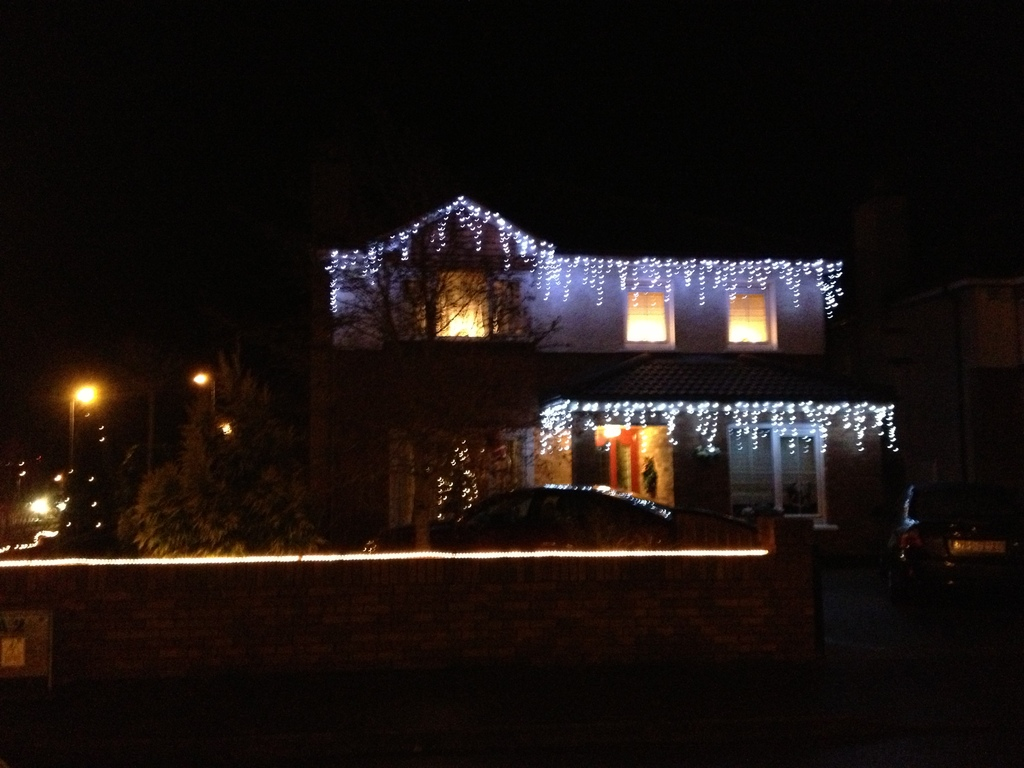 Christmas-time at The Vale