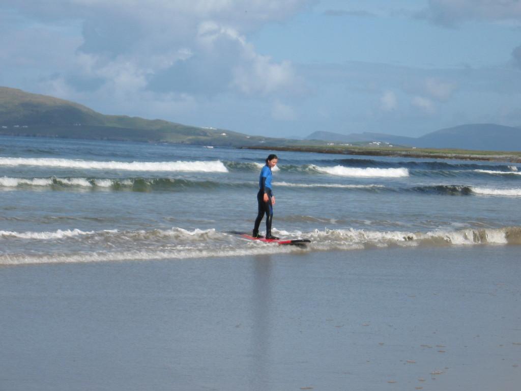 Carrowniskey beach