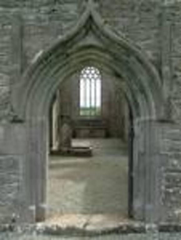 Rathfran abbey/ priory