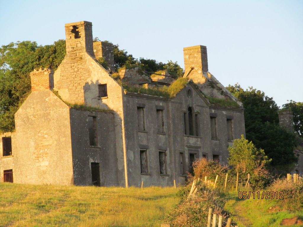 local historic ruins