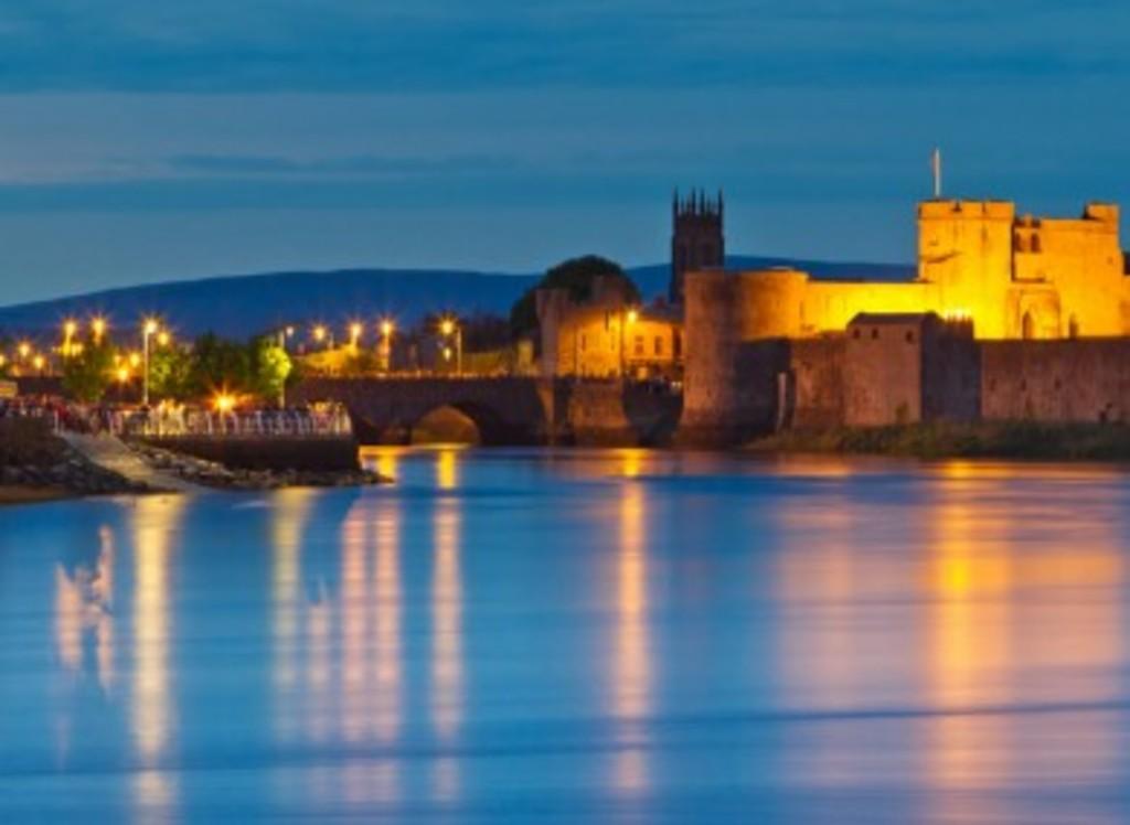 Limerick 15 mins