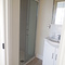 The ensuite toliet/shower adjoining our bedroom