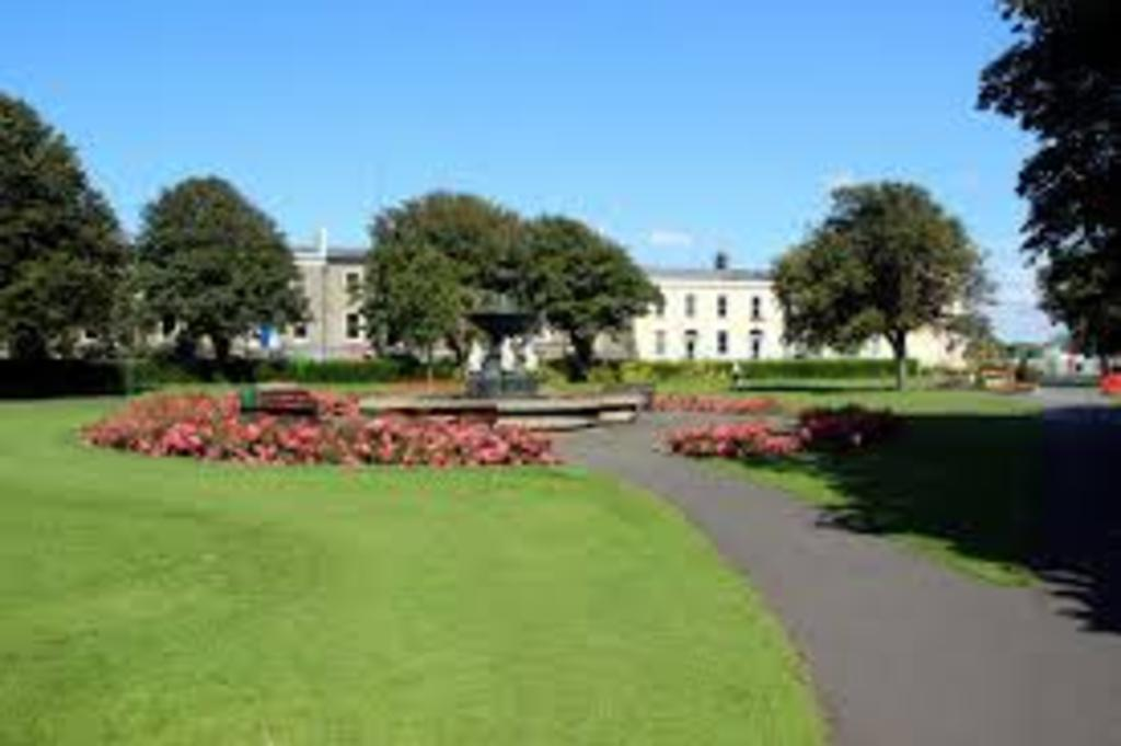 We are located only 75 metres from this park