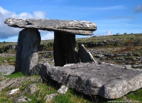 The Burren Dolmen