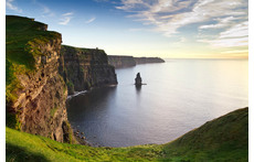 The famous Cliffs of Moher, 15 minutes from our home