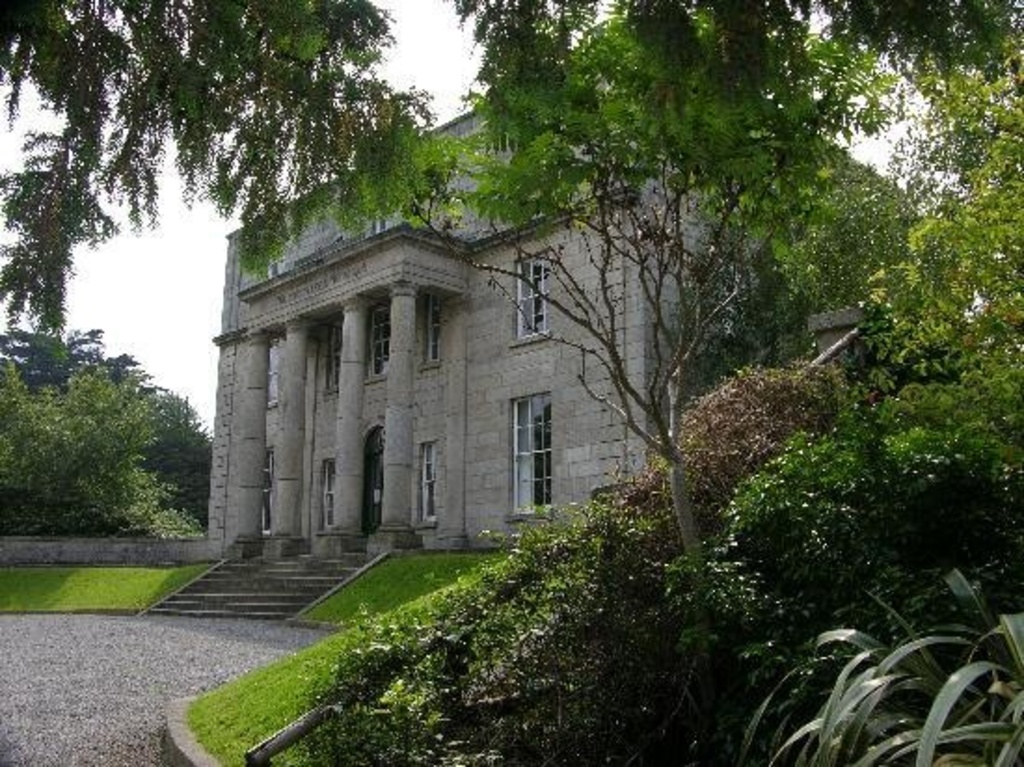 The Pearse Museum in St Enda's park