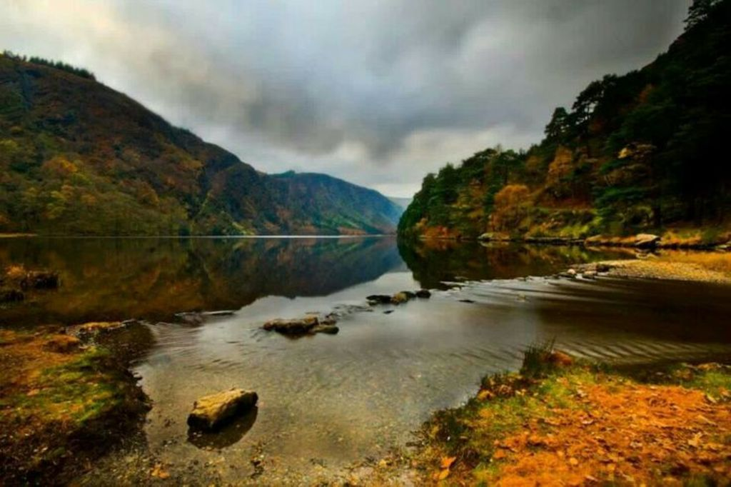 The beautiful Glendalough