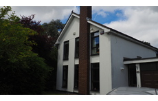 Our large family home at the foothills of the Dublin mountains.