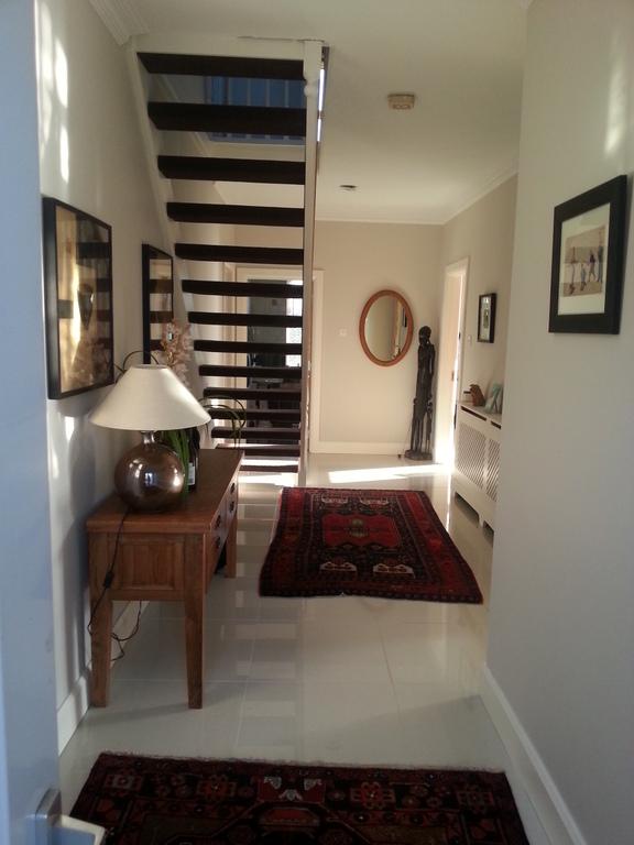 Hallway view from front door