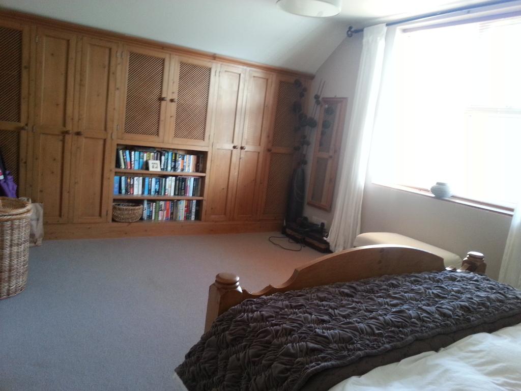 Master bedroom view 2