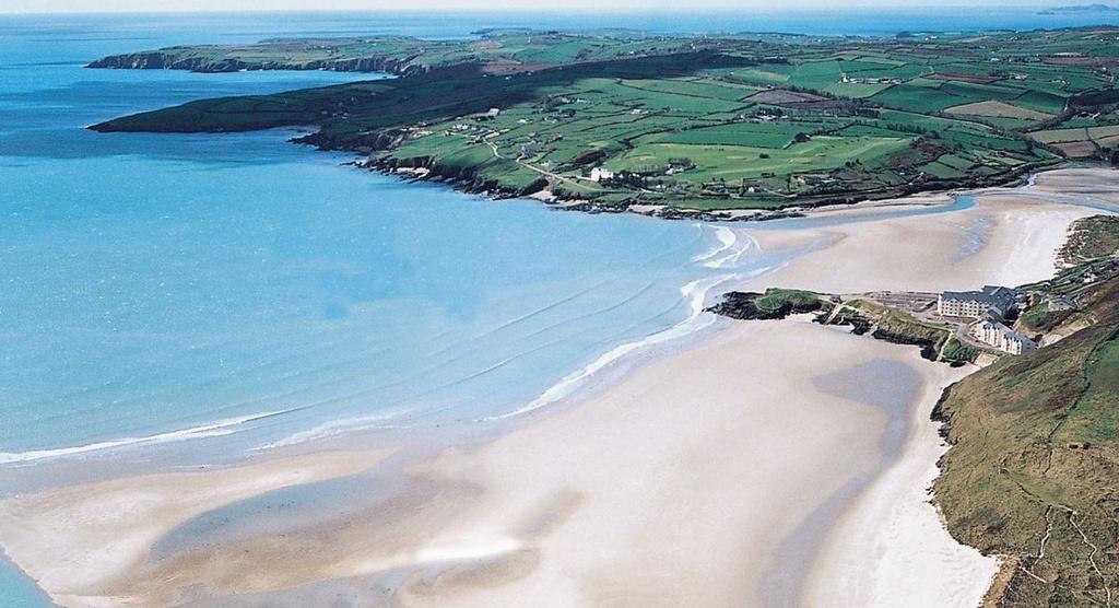 Inchydoney beach for surfing