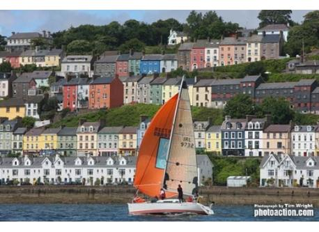Sailing In Cobh