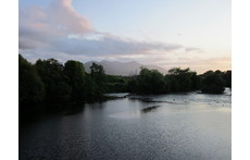 one of Killarney's lakes