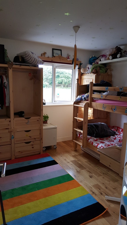 Lilas room with bunks