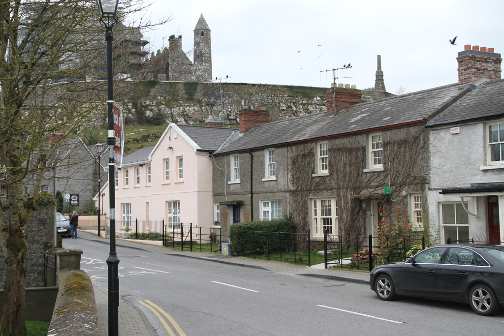 Located in the Shadow of the Rock of Cashel