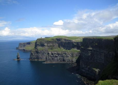 Cliffs of Moher (nearby scenic attraction)