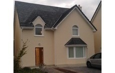 A modern 4 bedroom detached comfortable home.