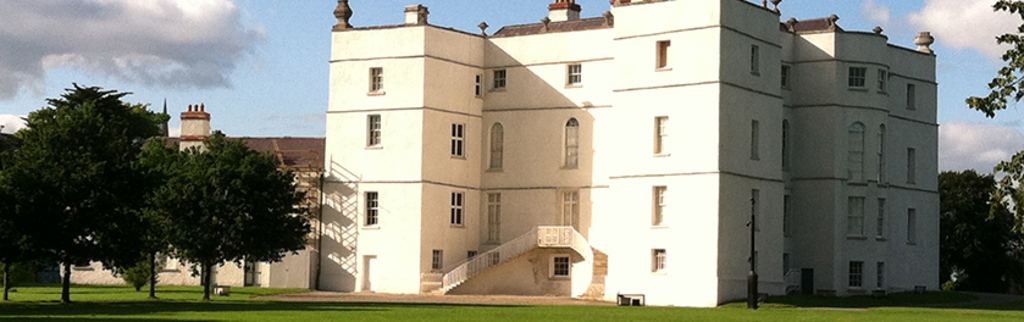 Rathfarnham Castle, our local landmark.