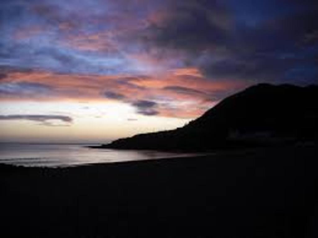 Bray Head at dusk