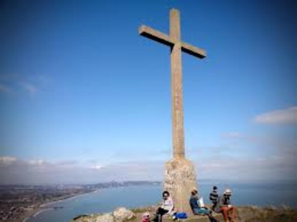 Summit of Bray Head