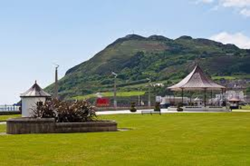 Bray seafront and Head