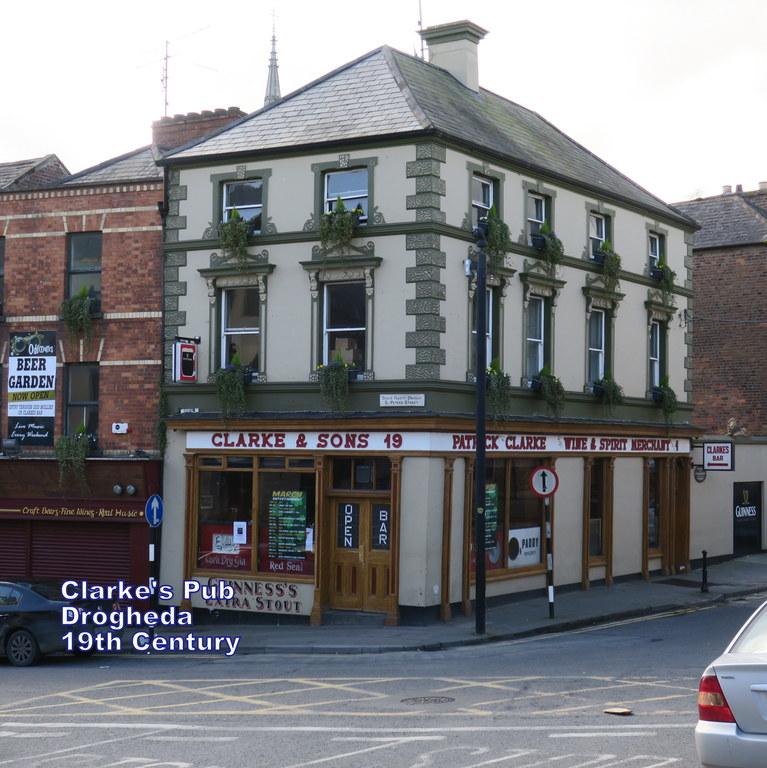 Famous Drogheda Pub