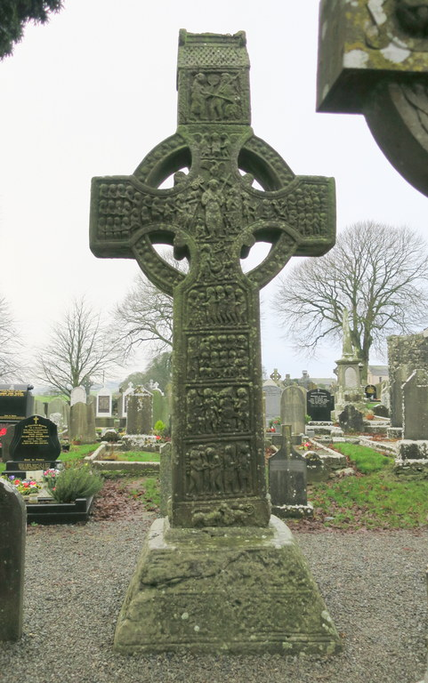 12th Century High Cross at Monasterboice
