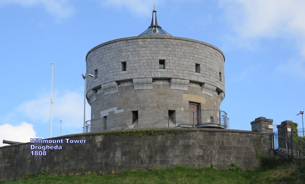 Original Drogheda Fortifications