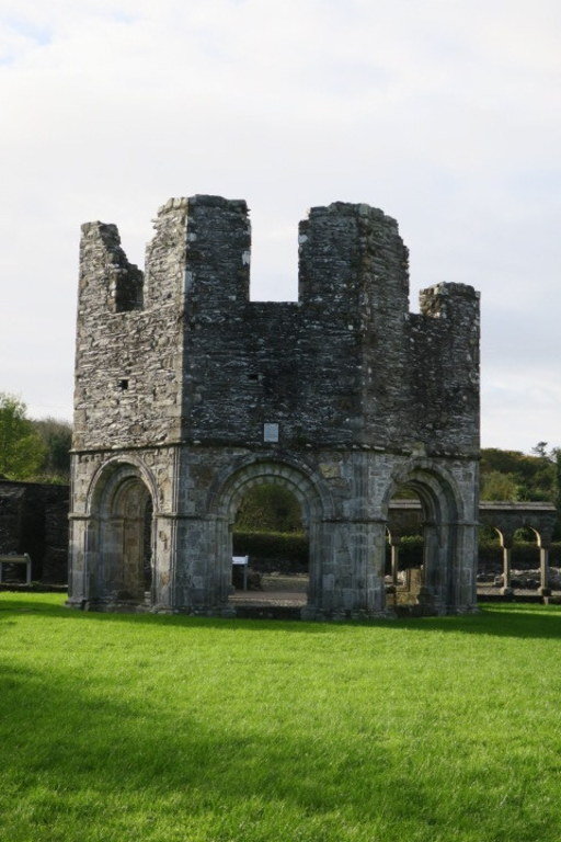 Mellifont Ancient Cistercian Abbey