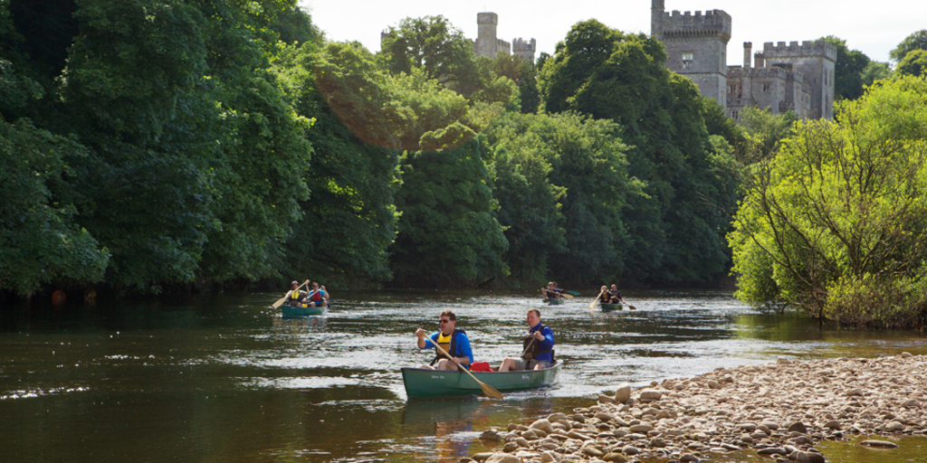 Boating on the Blackwater