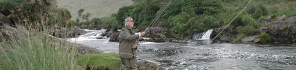 Fishing on the Blackwater