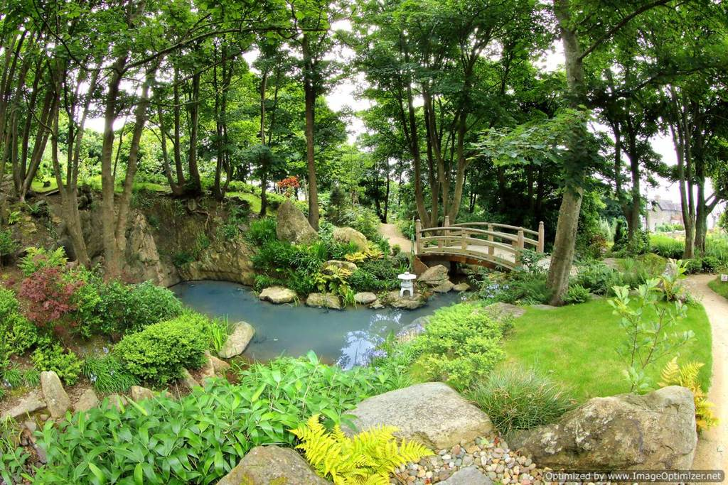 Japanese Gardens in Tramore
