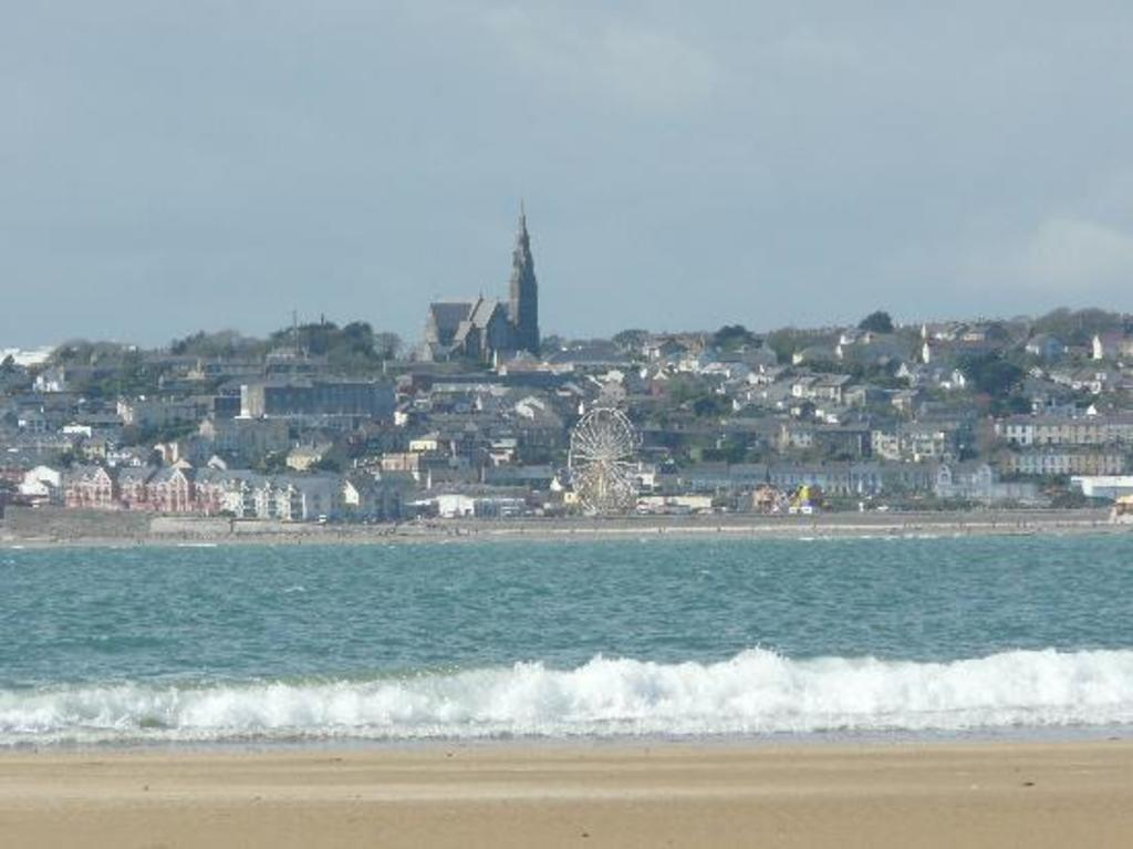 Tramore town