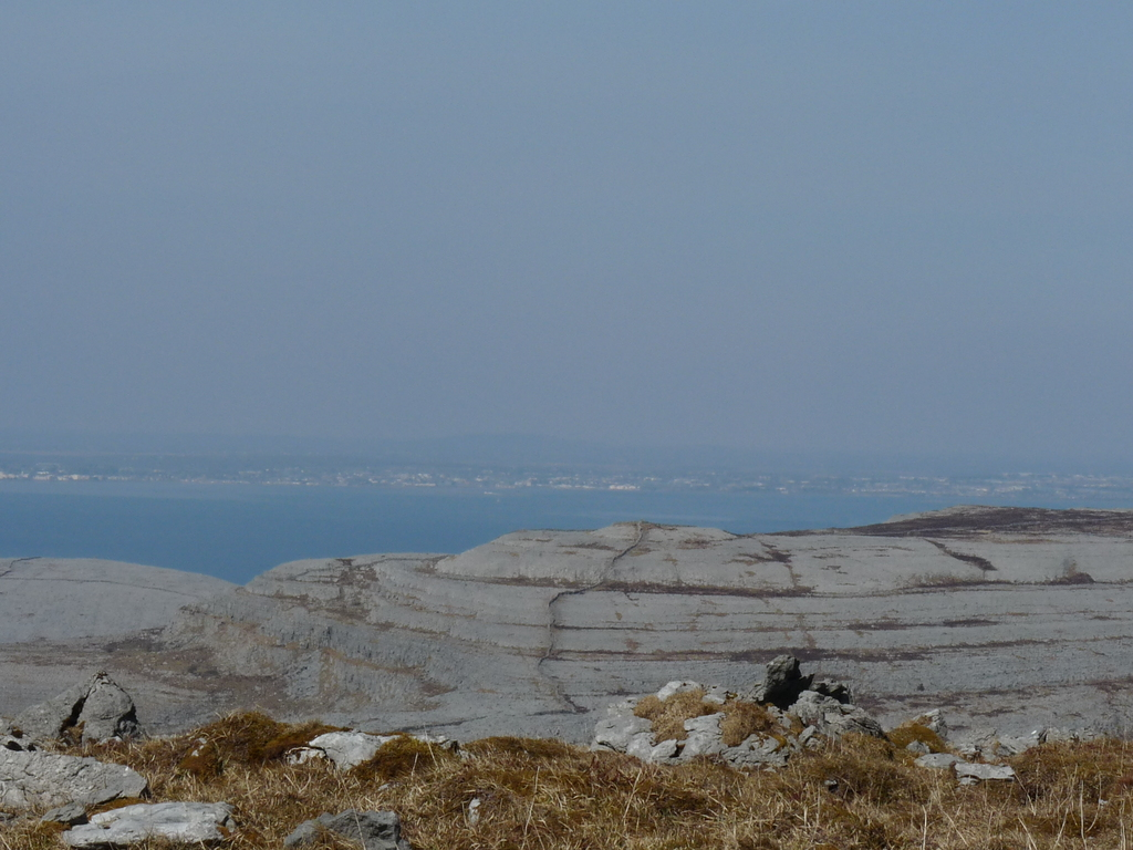 The Burren from behind our house