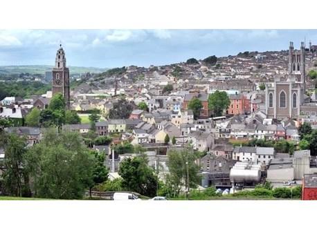 Charming Cork city
