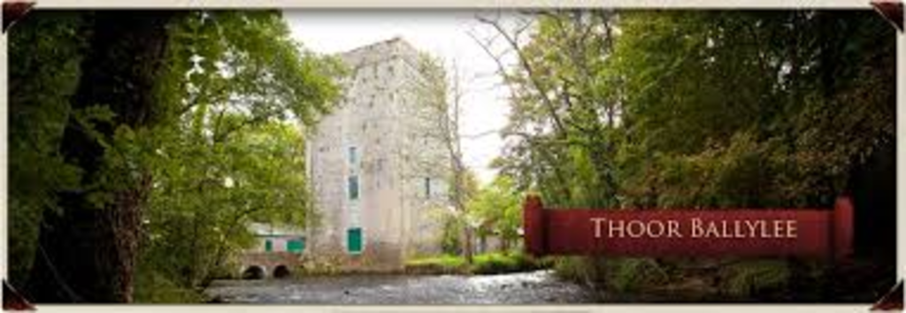 Thoor Ballylee - Former home of Nobel prize winner WB Yeats is just a 5 minute drive away and is open for tours throughout the s