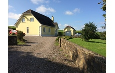 4 bedroom house in Belgooly, Co Cork on 0.5 acre gardens.
