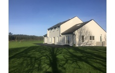 Our home in Foynes