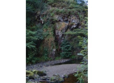 Dargle glen, 15km away