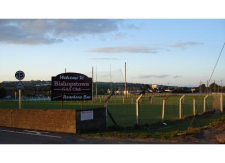Local sports grounds