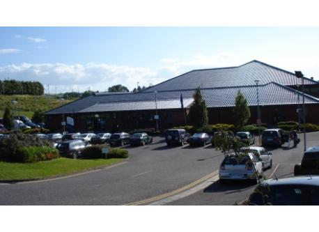 Local leisure centre - gym & pools