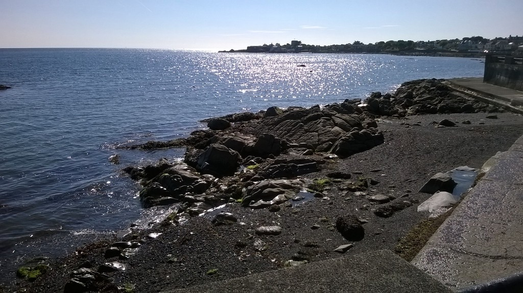Morning at Sandycove