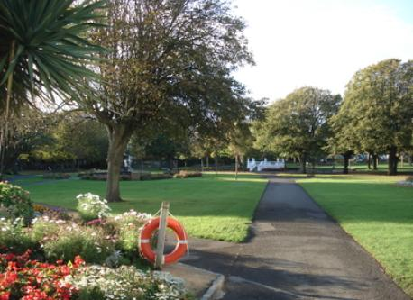 The People's Park and Tearooms, Dun Laoghaire