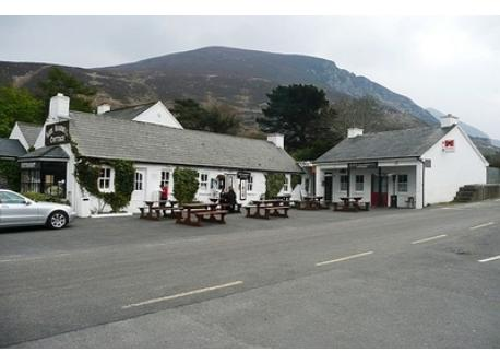 Kate Kearney's Cottage, This is a famous local bar from Victorian times and has an Outdoor activity base next door.